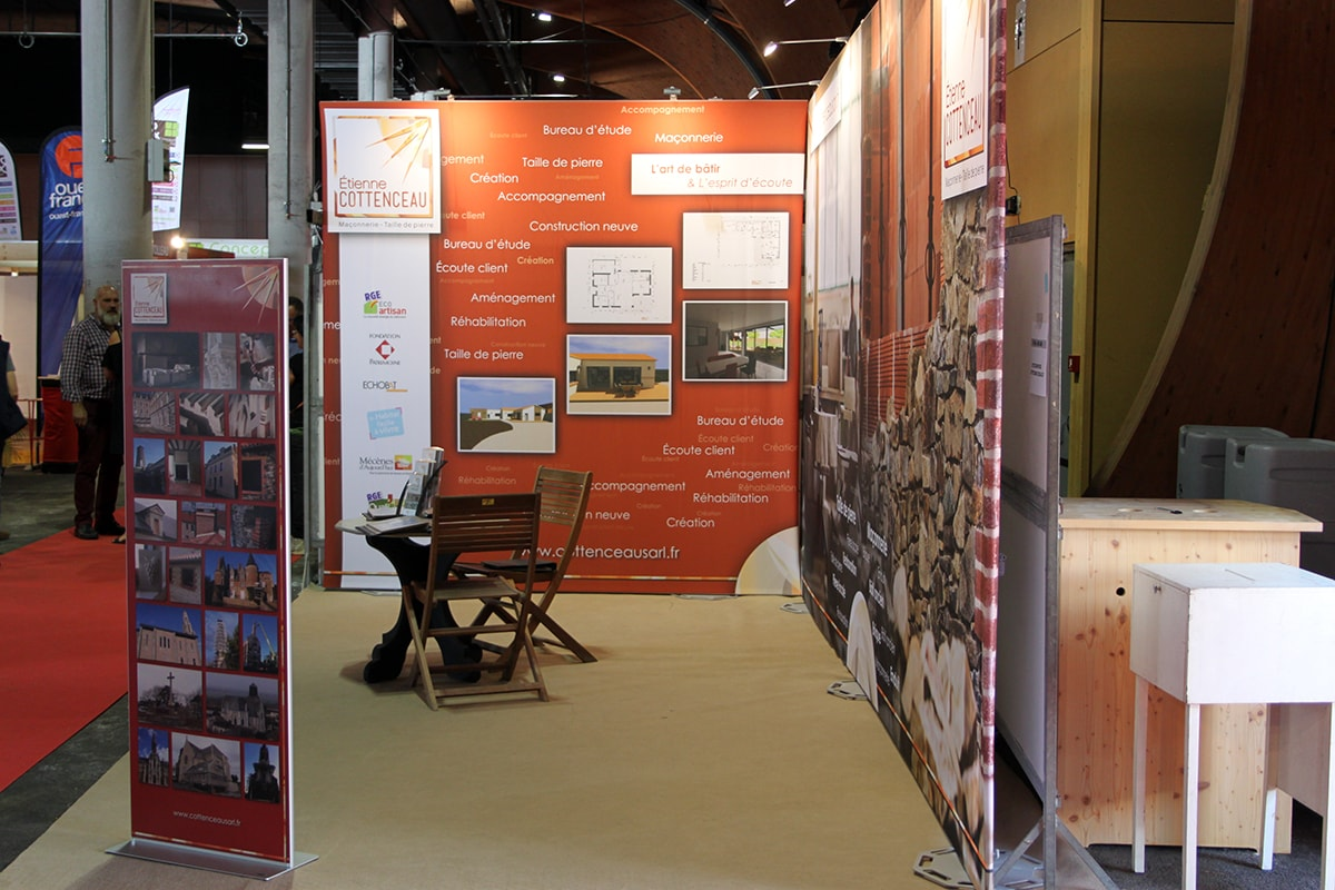 Cottenceau stand 3